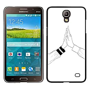 Dragon Case - FOR Samsung Galaxy Mega 2 - give me your hand - Caja protectora de pl??stico duro de la cubierta Dise?¡Ào Slim Fit
