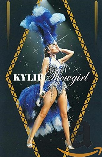 DVD : KYLIE MINOGUE - Showgirl-greatest Hits Tour (Pal Region 0)