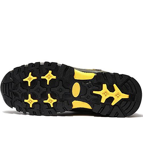 Vilocy Uomo Allaperto Impermeabile Escursionismo Sportivo Sneaker Pelliccia Linea La Neve Stivali Scarpe verde42 Nueva Llegada Venta De Ebay Comprar Barato Finishline lbYkSrznWB