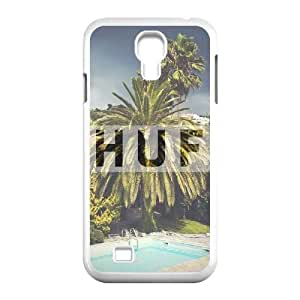 Hjqi - DIY HUF Cover Case, HUF Customized Case for SamSung Galaxy S4 I9500