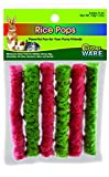 Large Rice Pops Small Animal Treats Size:Pack of 4