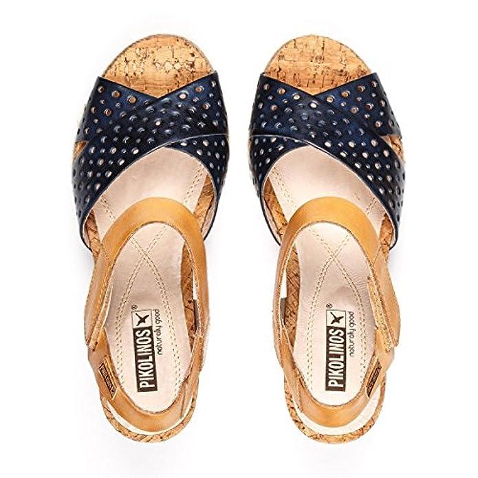 Blue W3l Sandali Intercontinental E Borse Scarpe Bali 0952 S Da Pikolinos Camel Donna a