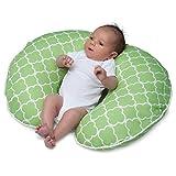 Boppy Pillow Slipcover, Classic Plus Trellis Green