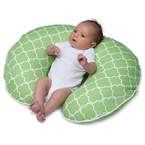 Boppy Pillow Slipcover, Classic Plus Trellis Green by Boppy (Image #4)