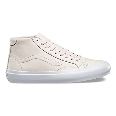 e2196e27d9a5a9 Image Unavailable. Image not available for. Color  Vans Court Mid DX Leather  Delicacy Women s Skate Shoes Size 6.5