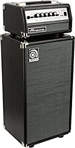 ampeg micro vr bass amp head and svt210av bass. Black Bedroom Furniture Sets. Home Design Ideas