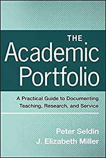 The teaching portfolio a practical guide to improved performance the academic portfolio a practical guide to documenting teaching research and service fandeluxe Image collections