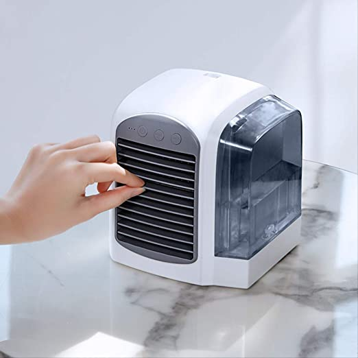 JKWJE Ventilador de Bolsillo Nuevo Mini Portátil Ventilador De ...