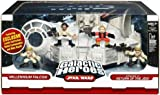 Star Wars Galactic Heroes Millennium Falcon with 4 Figures Return of the Jedi Episode VI