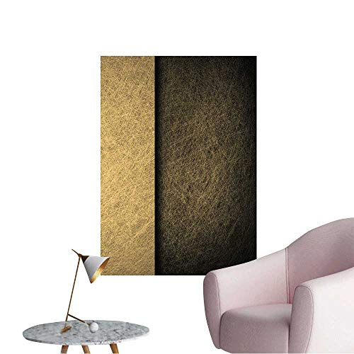 Vinyl Wall Stickers Sepia Background Light Color on Black Border,Blank Web or Template brochure Perfectly Decorated,20