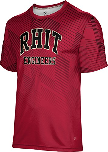 ProSphere Men's Rose-Hulman College Bold Tech Tee - Shopping Terre Haute In