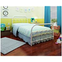 Rack Furniture Lindsay Twin Bed, White