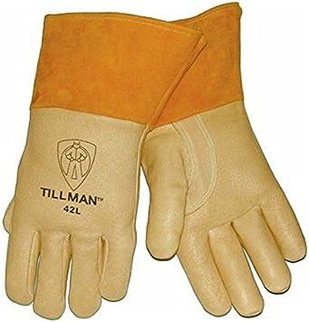 TILLMAN 42XL TIG GLOVES Extra Large Top Grain Pigskin XL
