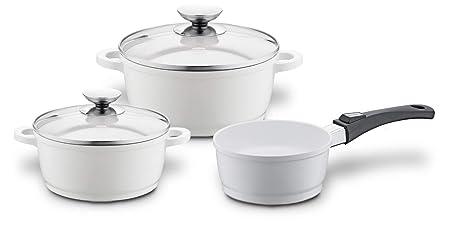 Berndes Balance Induction White - Batería de Cocina de ...