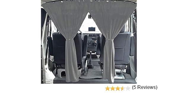 Volkswagen T3 T4 Multivan Transporter Caravelle – Cortinas, cabina ...