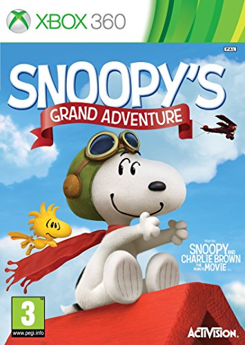 Peanuts Movie Snoopys Grand Adventure Xbox product image