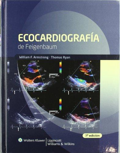 Descargar Libro Ecocardiografia De Feigenbaum William F. Armstrong