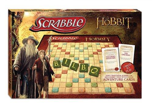 LOTR-The Hobbit Scrabble Board Game