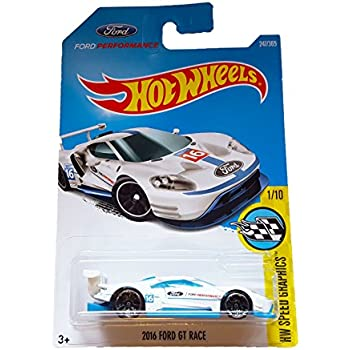 Hot Wheels  Hw Speed Graphics Ford Performance  Ford Gt Race