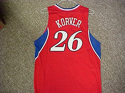 1e13337087d Image Unavailable. Image not available for. Color: Kyle Korver Philadelphia  76ers ...