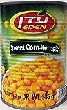 Eden Sweet Corn Kernels 550gr Kosher For Passover - Pack of 6