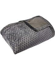 Bambury Hotel Deluxe Blanket Blanket, Queen/King, Granite