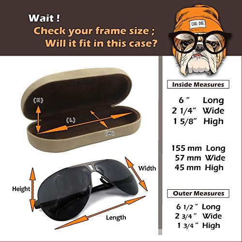 Flower Plant Line Peony Pattern Glasses Case Eyeglasses Clam Shell Holder Storage Box