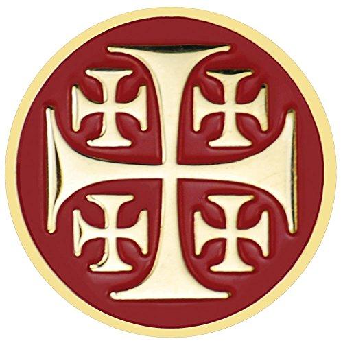 jerusalem-cross-lapel-pin