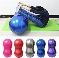 TwinkBling Yoga Bola de Equilibrio de Cacahuete Pelota para ...