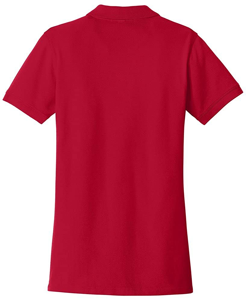 Ladies Soft Smooth Durable Cotton Polos in Sizes XS-4XL Joes USA