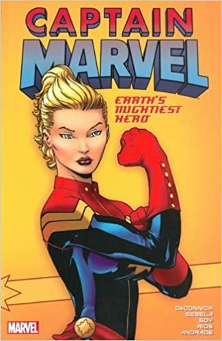 captain marvel a girl or boy