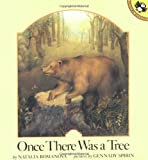Once There Was a Tree (Picture Puffin) by Romanova Natalia (1992-09-01) Paperback
