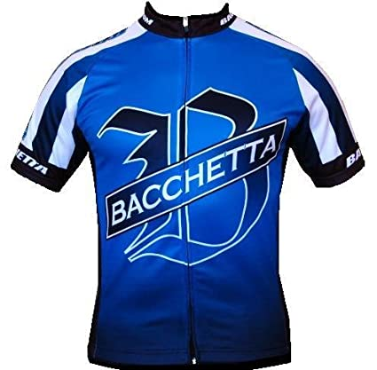 Image Unavailable. Image not available for. Color  Bend It Cycling 2014  Team Bacchetta Recumbent Jersey 4c84da955