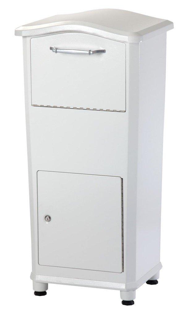 Architectural Mailboxes 宅配ボックスelephantrunk(エレファントランク) (ホワイト) B077QZDQMH ホワイト