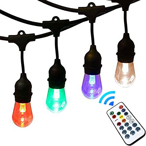 Amazon Com Aqlighting Led Wireless Controlled Color Changing