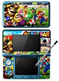 Mario Party Game Skin for Nintendo 3DS Console