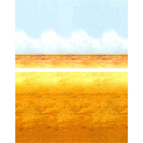 (Desert Sand Scene Setter Roll)