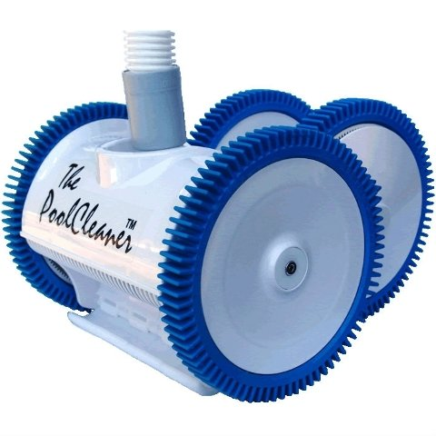 Hayward Poolvergnuegen 896584000-020 The Pool Cleaner Automatic Suction Pool Cleaner (Pool Vacuum) - 4-Wheel - White