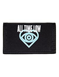 All Time Low Future Hearts ATL Wallet Black