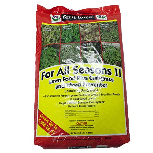 Lawn Fertilizer With Weed Killer (Ferti Lome Weed Killer)