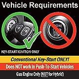 Remote Start Kit for Jeep Wrangler 2007-2018