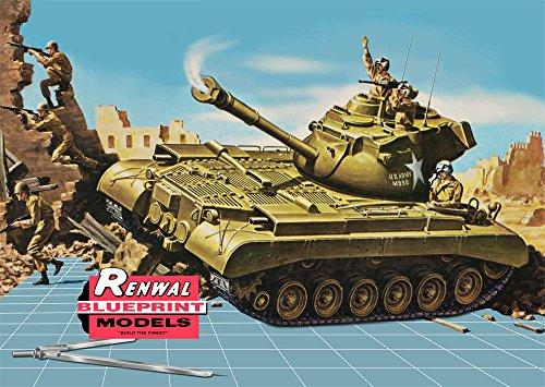 Revell/Monogram M47 Patton Tank