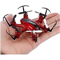 Inkach Mini RC Quadcopter, 2.4G 4Ch 6-Axis Gyro RTF Nano Hexacopter Drone