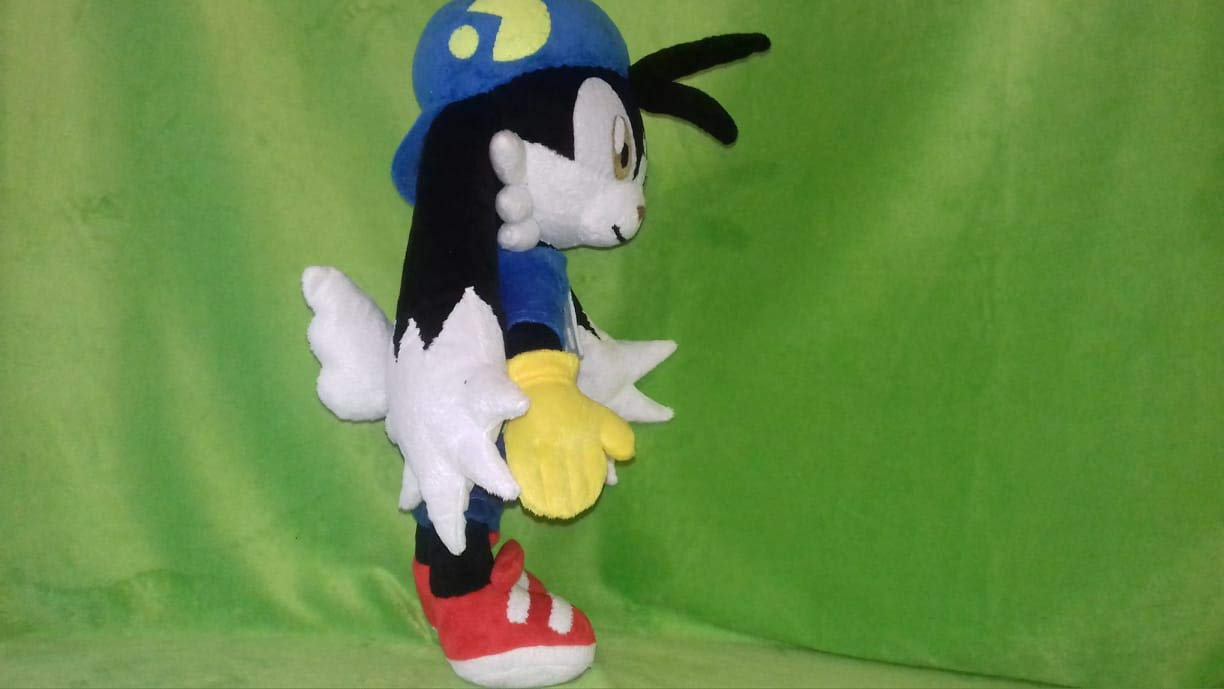 Custom toy inspired by Klonoa made to order 30 cm minky