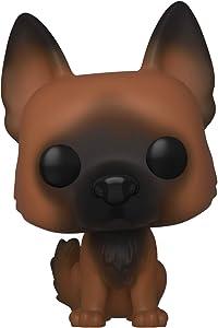 Funko Pop! TV: The Walking Dead - Dog,Multicolor,3.75 inches