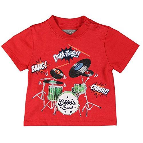 boboli Camiseta Punto Liso, T-Shirt Bébé Fille 321051