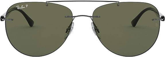 TALLA 57. Ray-Ban 0RB8059, Gafas de Sol para Hombre