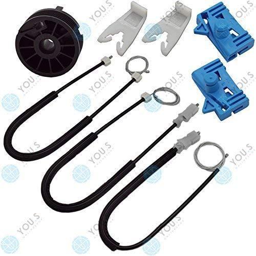 YOU.S elektrischer Fensterheber Reparatursatz Vorne Links
