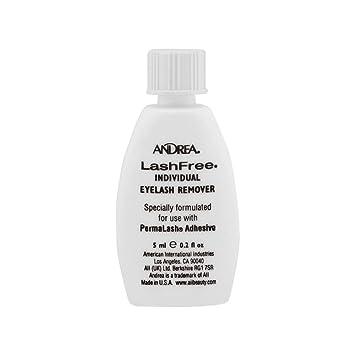 c90f4d54fe9 Amazon.com : Andrea Lash Free Adhesive Remover : Fake Eyelashes And  Adhesives : Beauty