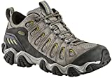 Oboz Men's Sawtooth Low-M, Pewter, 8 M US